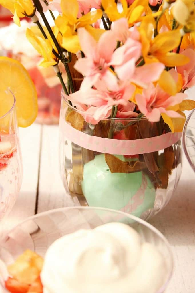 Spring Brunch 2 1 682x1024 Spring Brunch Party with Chinet® Cut Crystal® Tableware & Giveaway