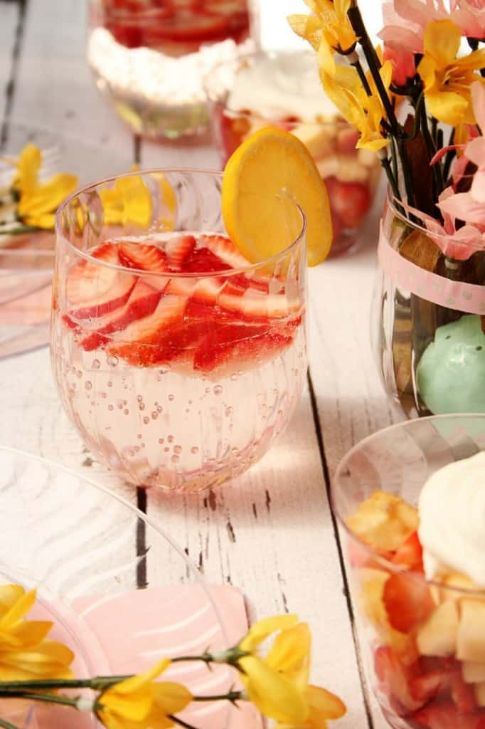 Spring Brunch 3 1 682x1024 Spring Brunch Party with Chinet® Cut Crystal® Tableware & Giveaway