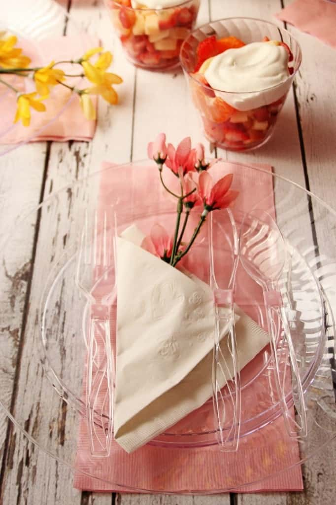 Spring Brunch 6 1 682x1024 Spring Brunch Party with Chinet® Cut Crystal® Tableware & Giveaway
