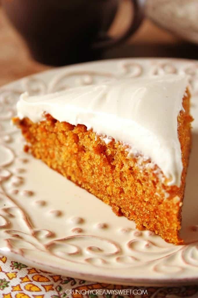 Super Easy Carrot Cake 682x1024 My Favorite Carrot Cake