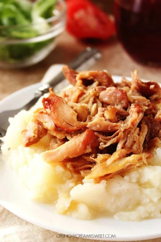 Sweet Garlic Chicken 682x1024 Crunchy Honey Lime Chicken Recipe
