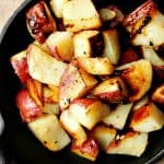 Red Roasted Potatoes with Lemon and Garlic recipe a 150x150 Lemon Garlic Roasted Potatoes