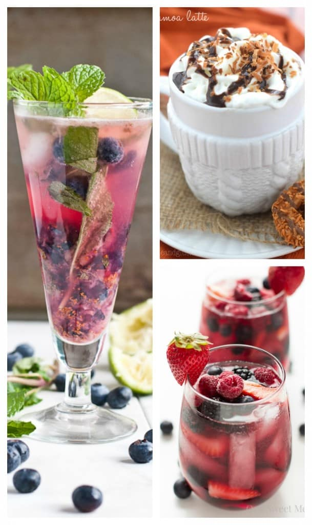 Mothers Day Brunch Drinks 609x1024 60+ Mothers Day Brunch Recipes