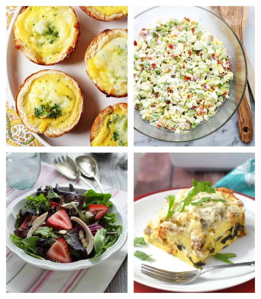 Savory Brunch Ideas for Mothers Day 60+ Mothers Day Brunch Recipes