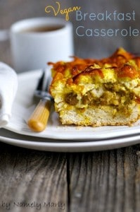 Vegan Breakfast Casserole by Namely Marly6 199x300 60+ Mothers Day Brunch Recipes