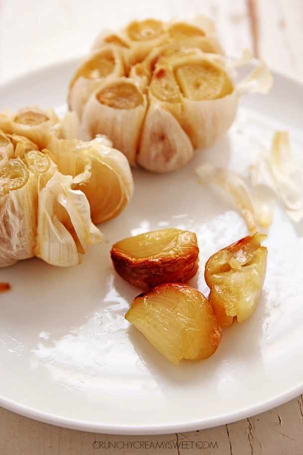 How to roast garlic in the oven How to Roast Garlic