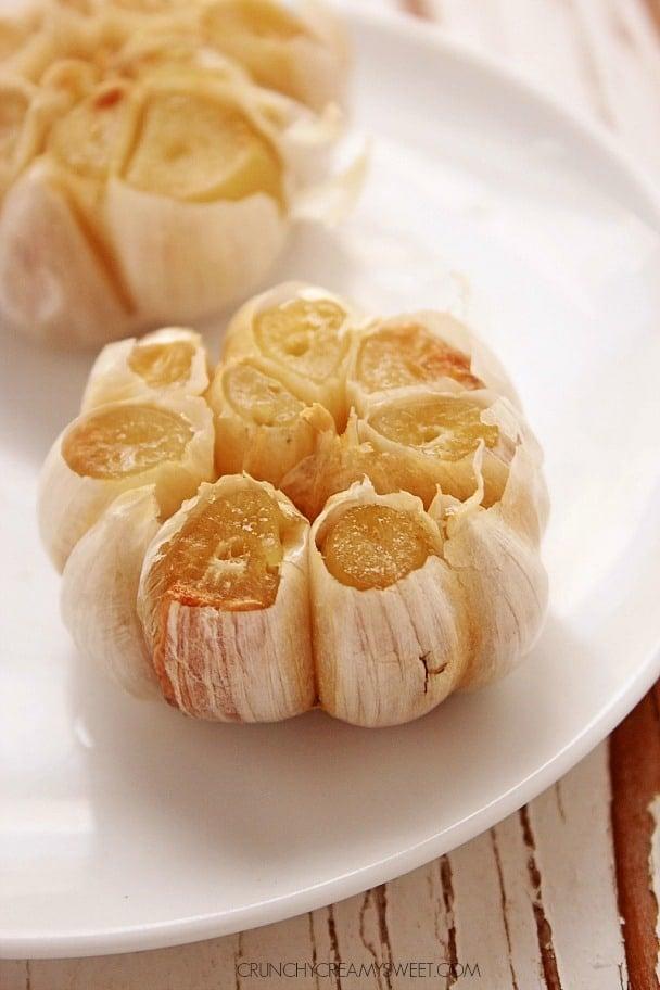 Roasted Garlic How To How to Roast Garlic