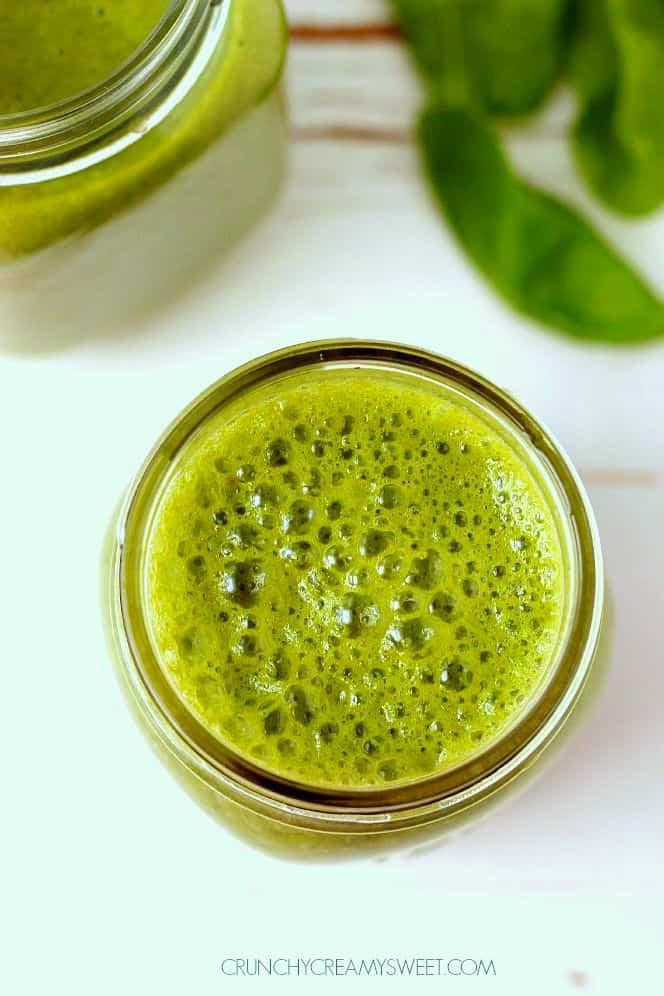 Green Smoothie 6 Vitamin C Booster Smoothie Recipe