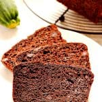 chocolate zucchini bread A 150x150 Quick Chocolate Zucchini Bread