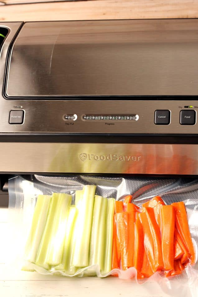 Saving Money And Time With Foodsaver 174 System Crunchy
