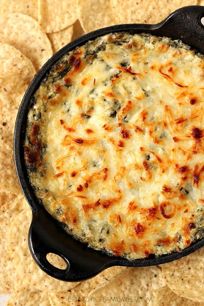 artichoke and spinach dip ii hot artichoke spinach dip spinach dip hot ...