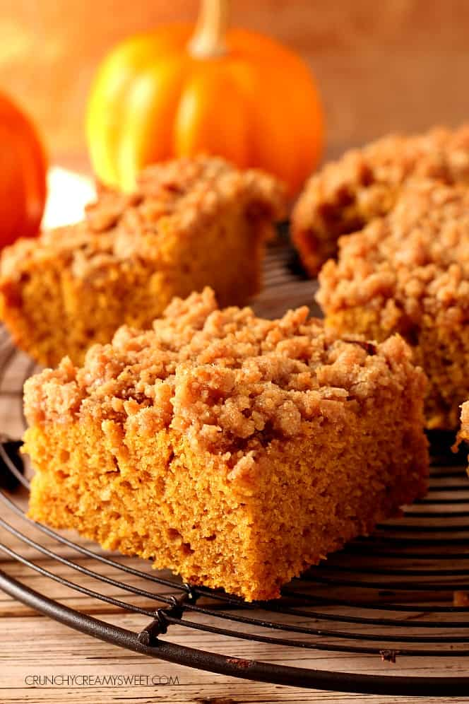the best pumpkin crumb cake 2 The Best Pumpkin Coffee Cake