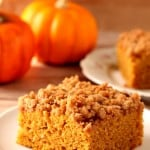 the best pumpkin crumb cake 3 150x150 The Best Pumpkin Coffee Cake