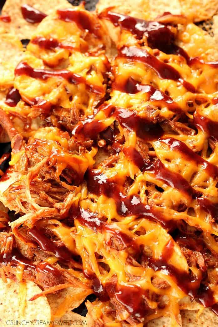 pulled pork nachos 2 Pulled Pork Nachos