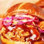 slow cooker pulled pork A 150x150 The Best Slow Cooker Pulled Pork