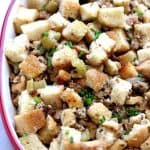 slow cooker sausage stuffing a 150x150 Slow Cooker Sausage Stuffing
