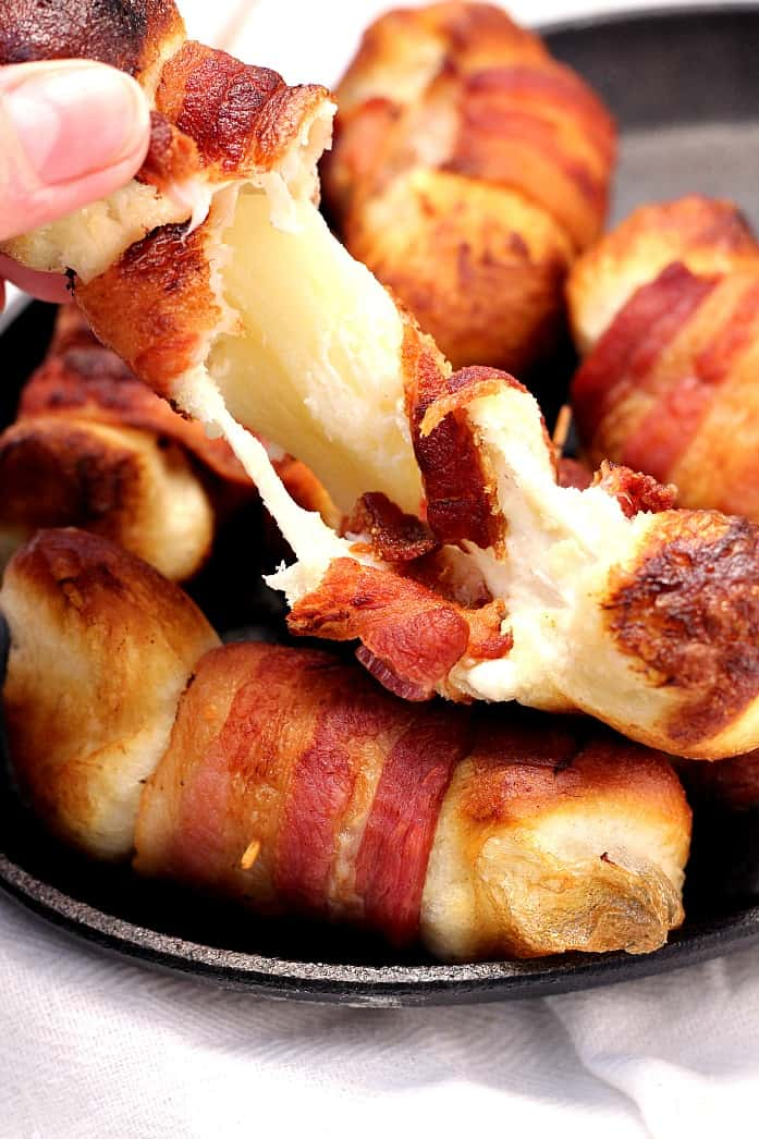 bacon cheese