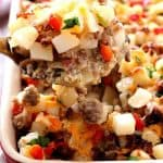 breakfast casserole a 150x150 Perfect Breakfast Casserole Recipe