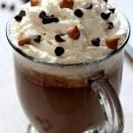 pb hot chocolate 1 150x150 Peanut Butter Hot Chocolate Recipe