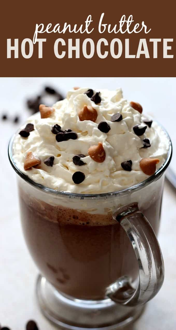 pb hot chocolate long Peanut Butter Hot Chocolate Recipe