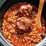 slow cooker baked beans B 150x150 Slow Cooker Baked Beans