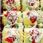 spinach lasagna roll ups a 150x150 Spinach Lasagna Roll Ups Recipe