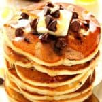 chocolate chip pancakes feat 150x150 Chocolate Chip Pancakes