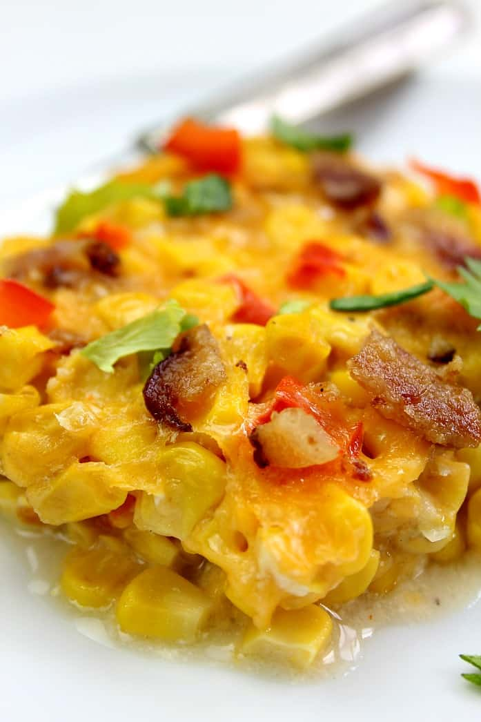 del monte 3 Cheddar Corn Casserole with Bacon Recipe