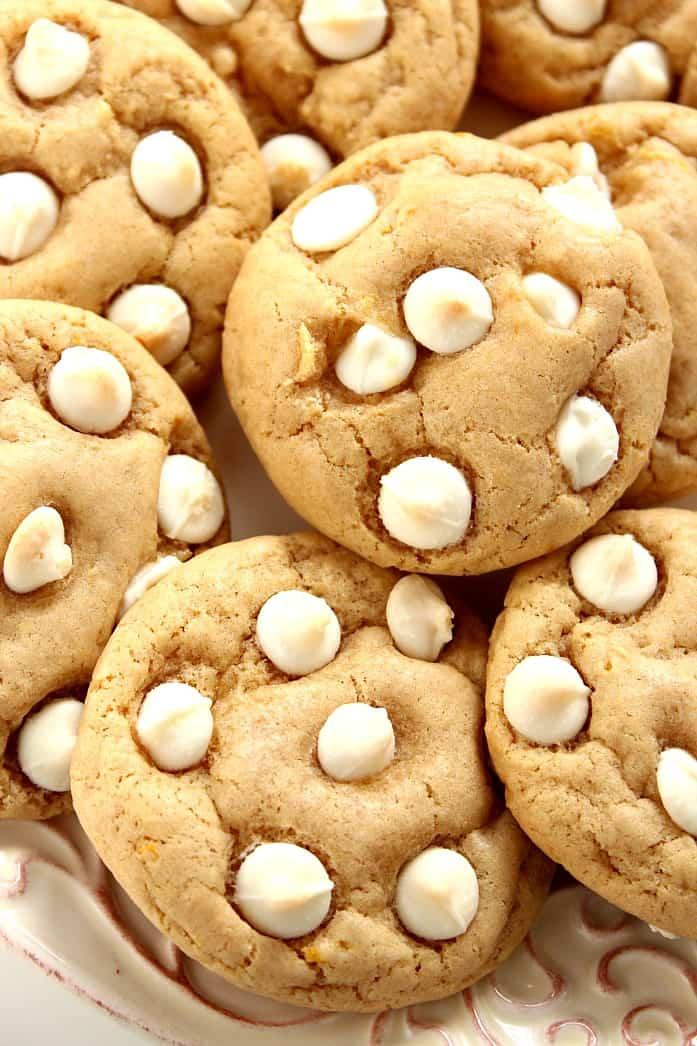 lemon cookies 4 Peanut Butter Chocolate Chip Cookies Recipe