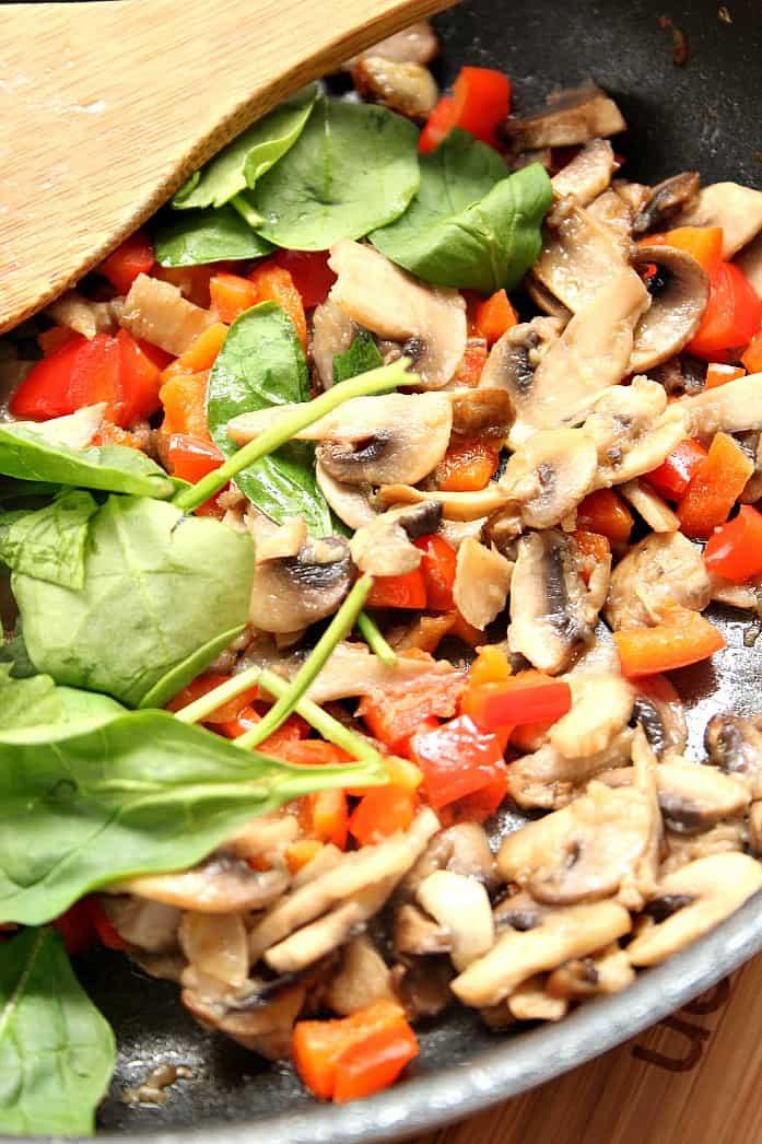 kitchen fair 5 Creamy Mushroom Chicken Pasta Recipe