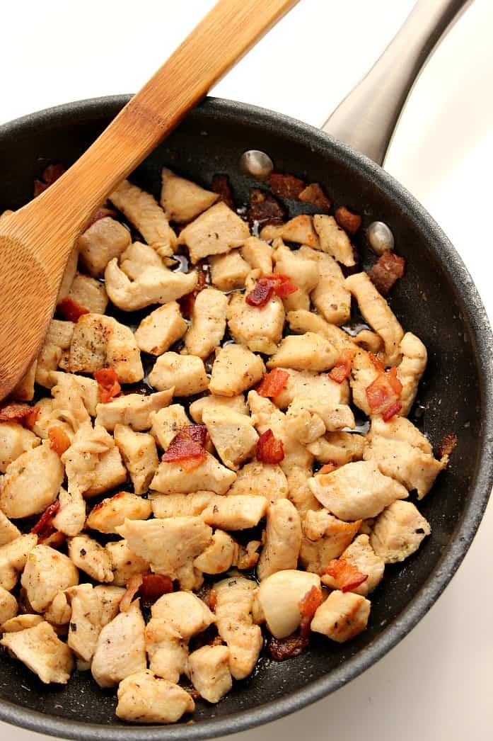 kitchen fair 6 Creamy Mushroom Chicken Pasta Recipe