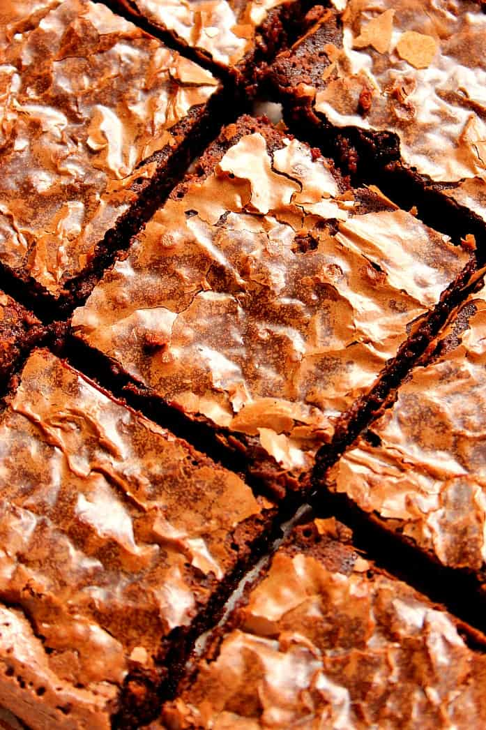 one bowl brownies 1 One Bowl Brownies Recipe
