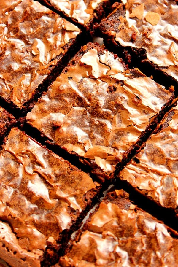 one bowl brownies A One Bowl Brownies