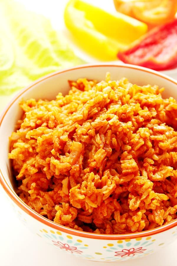 Spanish rice A Spanish Rice Recipe