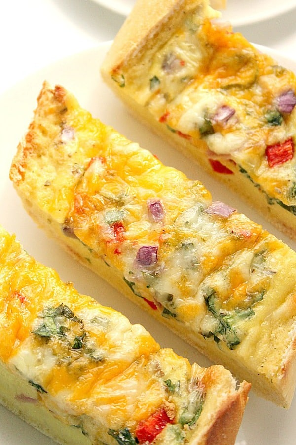 cheesy egg boats a Cheesy Egg Boats Recipe