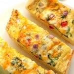 egg boats 1 150x150 Cheesy Egg Boats Recipe