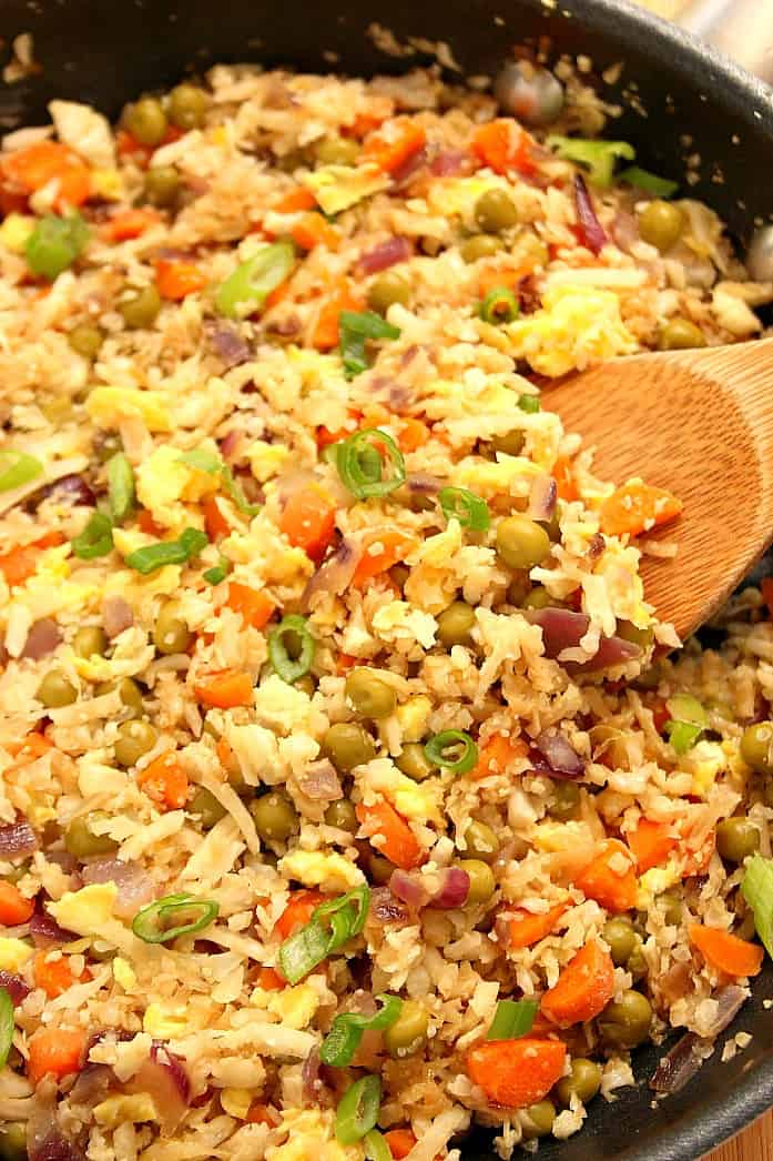 fried rice 3a Cauliflower Fried Rice Recipe
