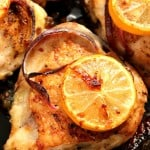 lemon chicken 1 150x150 Lemon Garlic Roasted Chicken Recipe