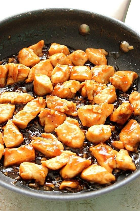 20 minute teriyaki chicken 4 1 Quick Teriyaki Chicken Rice Bowls Recipe