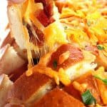 cheddar bacon pull bread a 150x150 Cheddar Bacon Ranch Pull Apart Bread Recipe