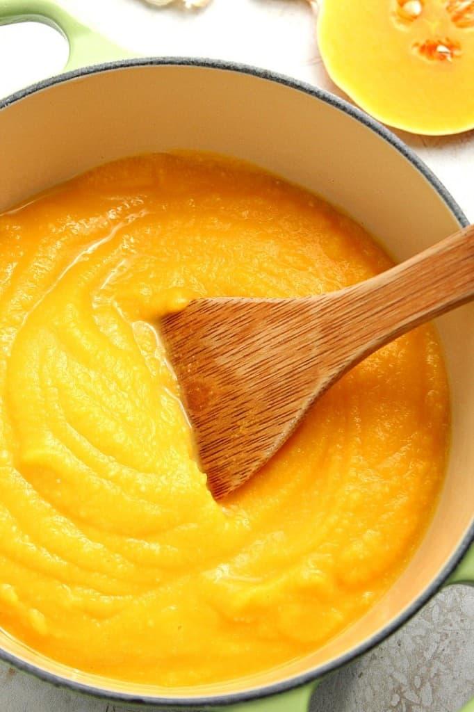 butternut squash alfredo sauce 2 682x1024 Butternut Squash Alfredo ...