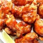 crockpot chicken wings a 150x150 Sweet and Spicy Crock Pot® Chicken Wings Recipe