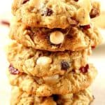 cranberry white chocolate oatmeal cookies a 150x150 Cranberry White Chocolate Oatmeal Cookies Recipe
