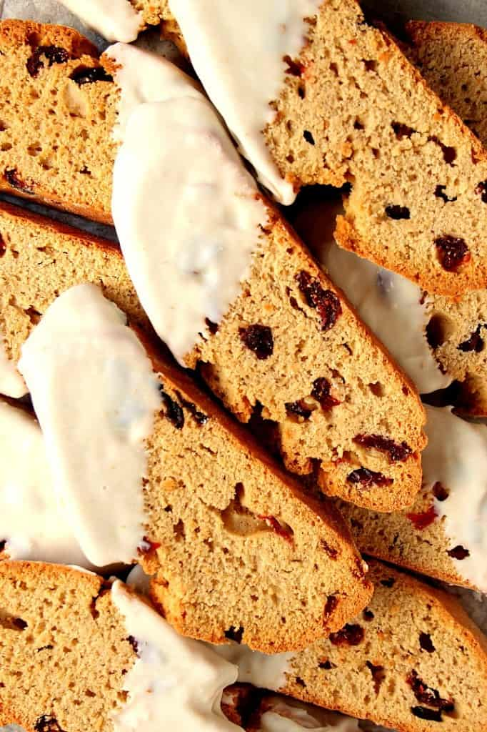 cranberry banana biscotti 2 682x1024 White Chocolate Cranberry Banana Biscotti