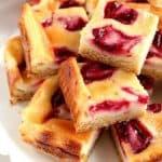 cranberry swirl orange sour cream bars a 150x150 Cranberry Orange Sour Cream Bars Recipe