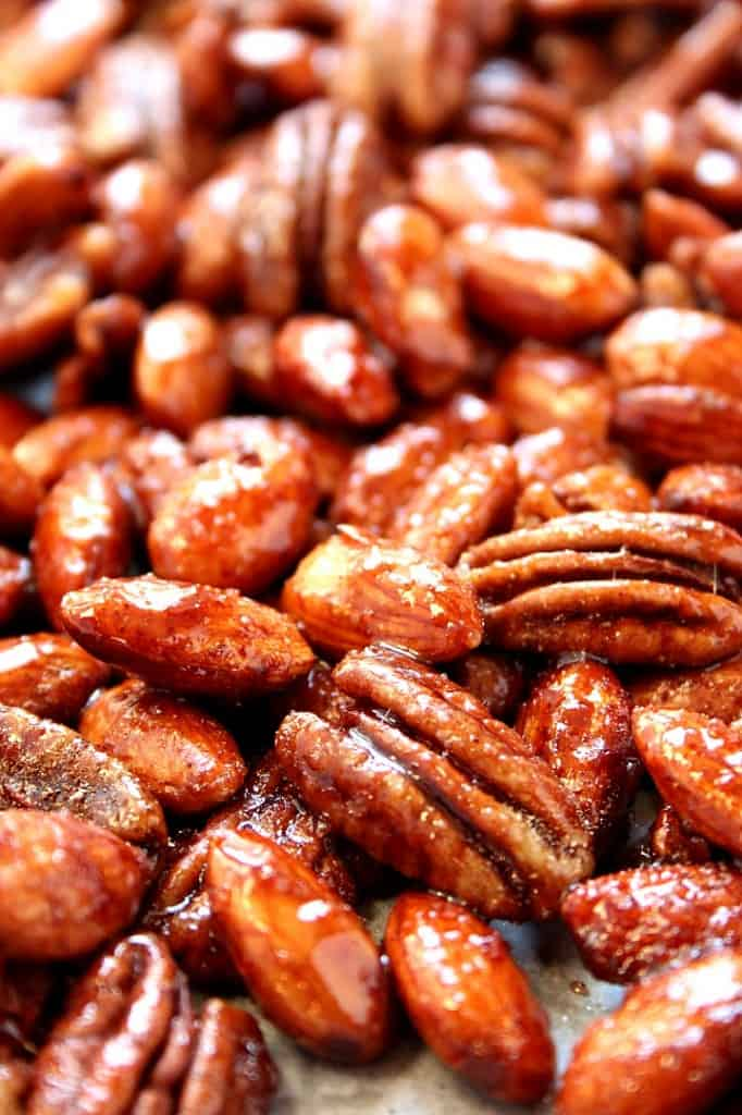crockpot candied nuts recipe 1 682x1024 Crock Pot® Candied Spiced Nuts Recipe