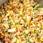 chicken fried rice 5 150x150 Chicken Fried Rice Recipe