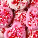 pretzel hearts recipe a 150x150 Chocolate Pretzel Hearts Recipe