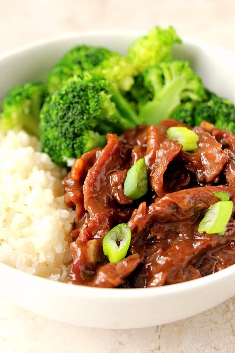 Mongolian Beef Recipe 1 Quick Mongolian Beef Rice Bowls Recipe