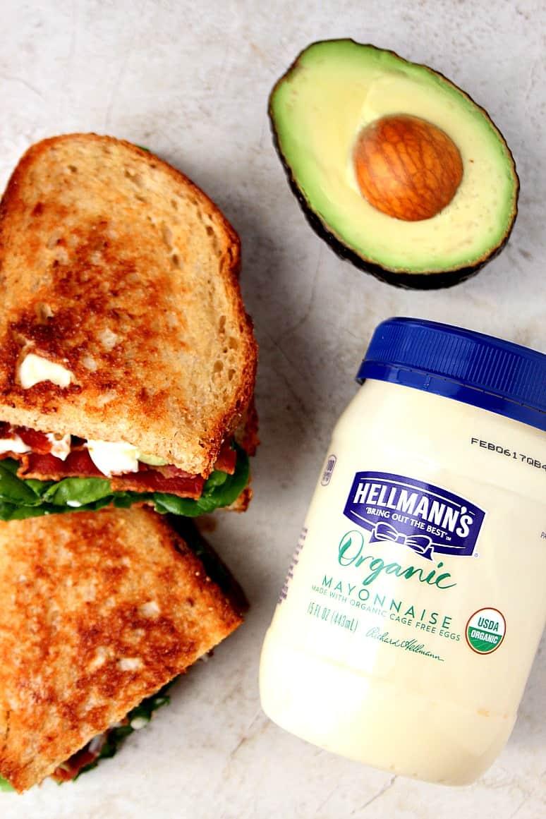 blt sandwich 2 BLT Sandwich with Avocado Recipe